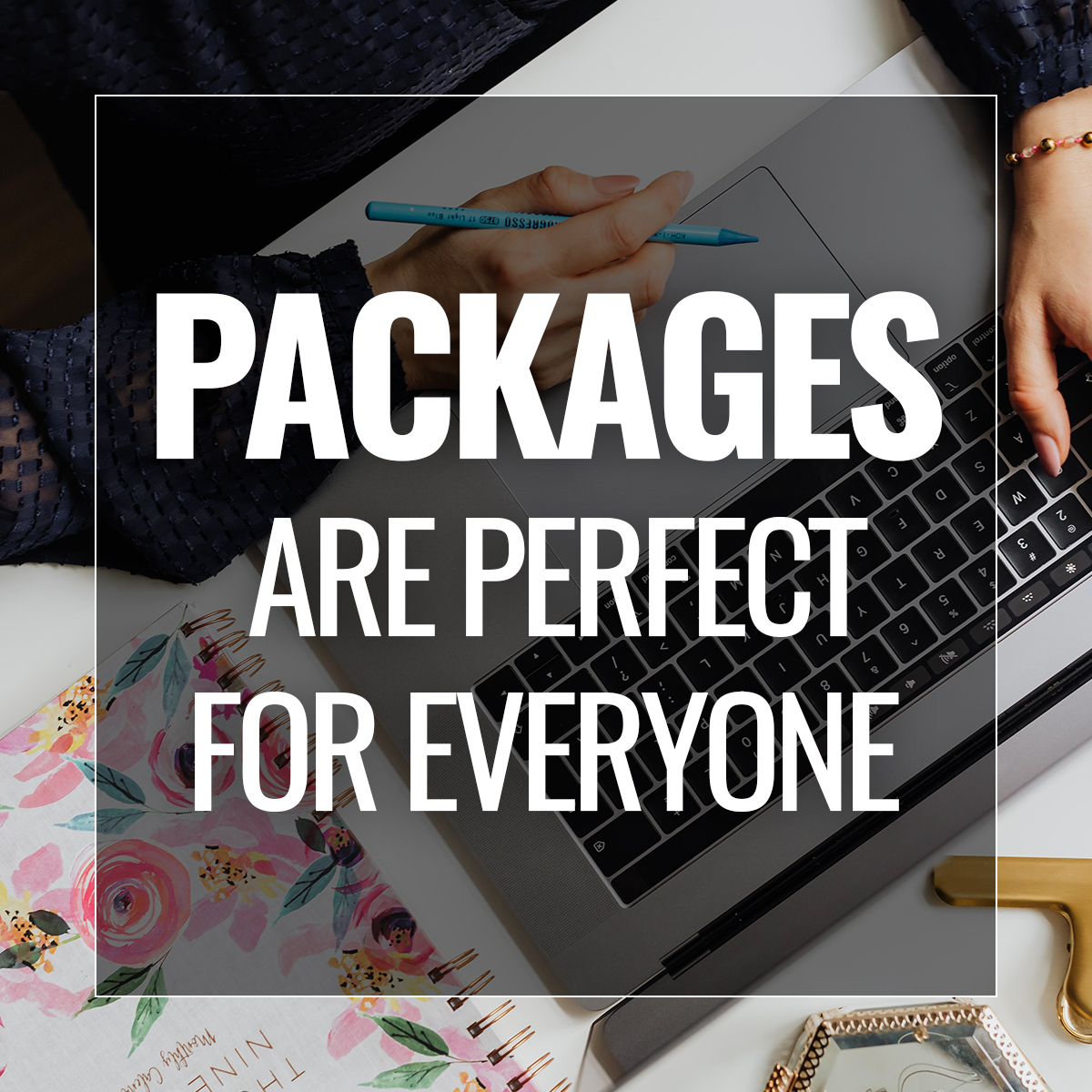 Service packages for everyone