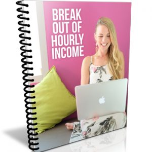 Break out your hourly income